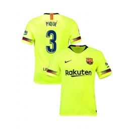 best authentic ade91 501e4 Barcelona Gerard Pique Jersey T-shirt Short Socks Onlin Sale