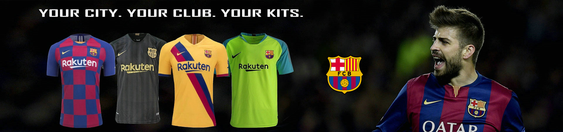 Barcelona FC Player Jerseys On Sale Shop